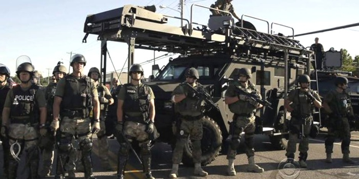 Program 1033 - Militarization Of America