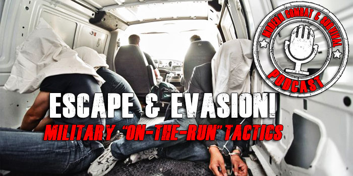 Military SERE Escape And Evasion Training