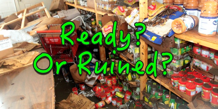 6 Survival Food Hoarding Mistakes