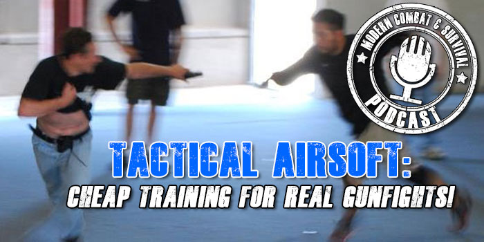 Tactical Airsoft Training