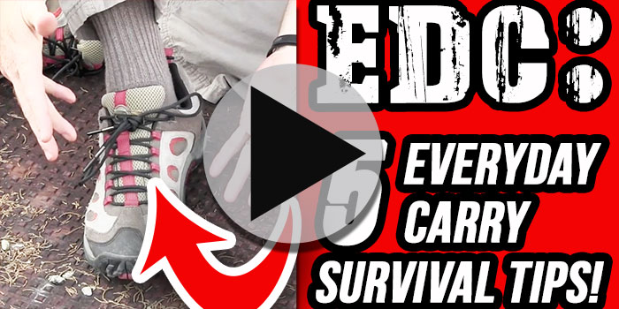 EDC Everyday Carry Survival Gear Video