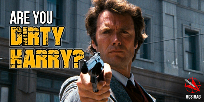 Dirty Harry: CCW Tactical Training Pistol Tips