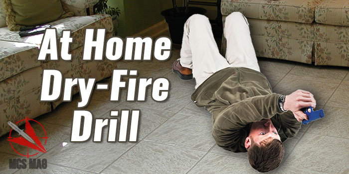 Free At-Home Dry-Fire Drill For Gunfighting