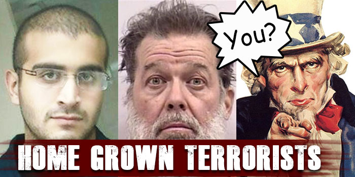 Home Grown Terrorists