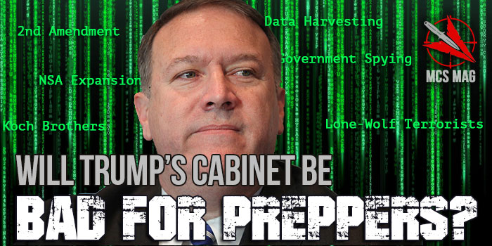 Mike Pompeo CIA Director Bad News For Freedom