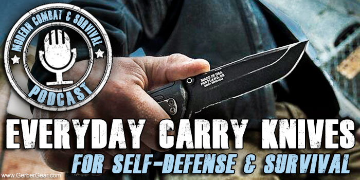 Best Everyday Carry Tactical Knives