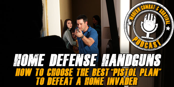 Best Home Defense Handguns