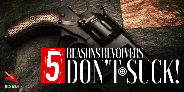 Best Home Defense Revolvers