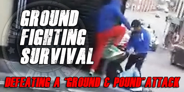 Ground Fighting Self Defense