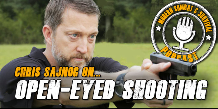 Chris Sajnog - Open Eyed Shooting Tactics