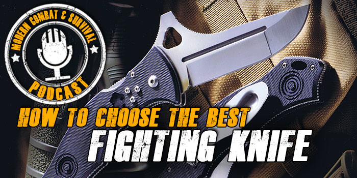 How To Choose The Best Fighting Knife For Self Defense!