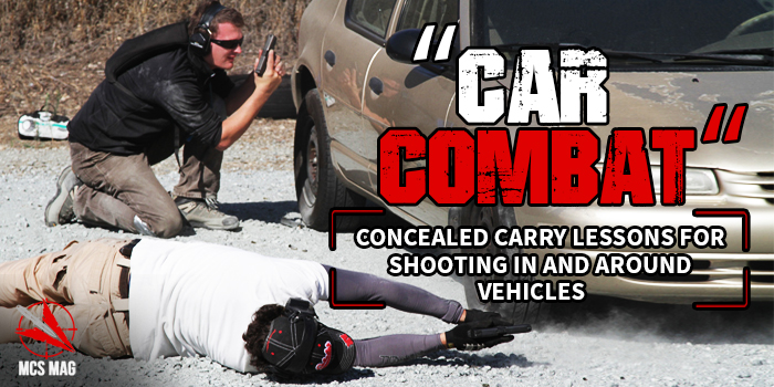 tactical firearms training / vehicle shooting / car combat