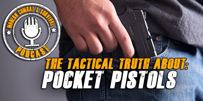 Concealed Carry Pocket Pistol Techniques