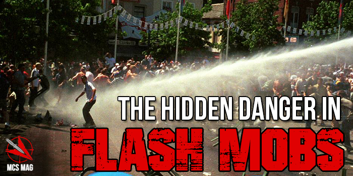 Flash Mob Active Shooter Danger: The Mob Violence Threat In Large Crowds