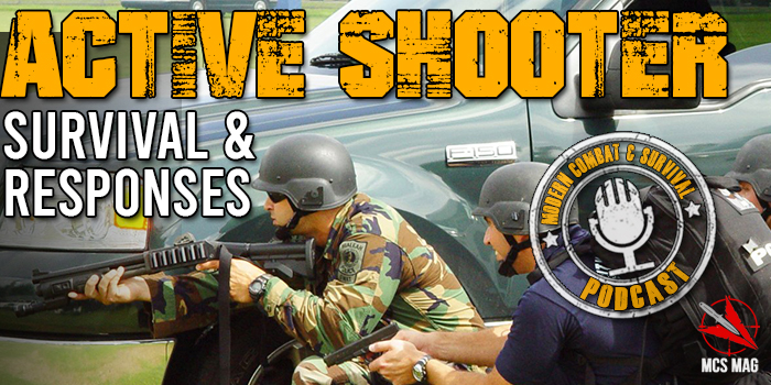 Active Shooter Survival - Active Shooter Defense & Unconventional Responses
