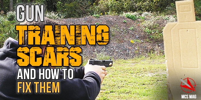 Tactical Gun Training: Training Scars And Bad Habits (And Fixing Them)