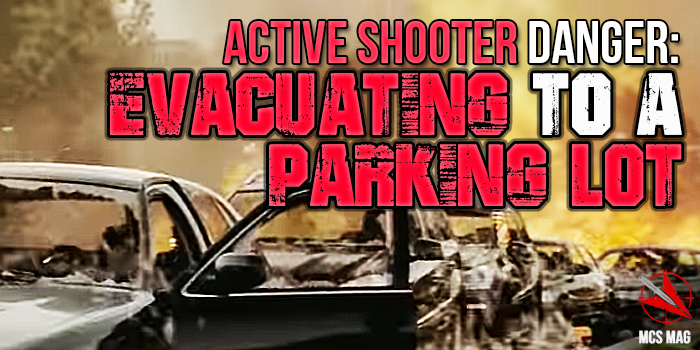 Active Shooter Evacuation Danger