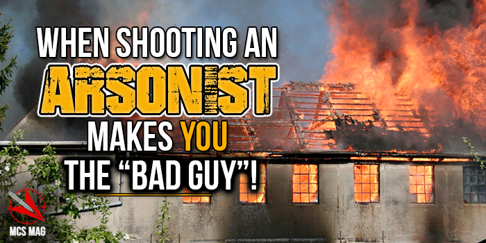 CCW Legal Tips: Dave Bowers Arson Shooting
