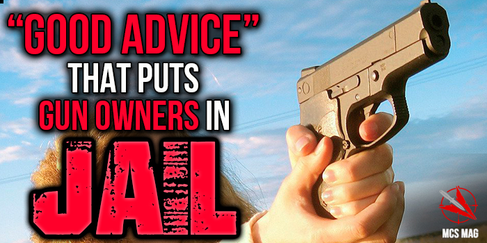 CCW Concealed Carry Gun Owner Legal Advice