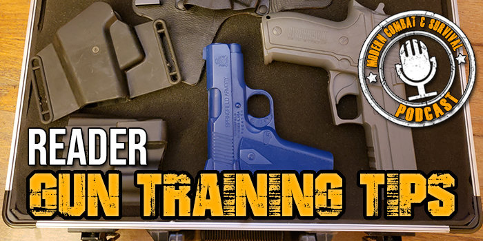 Reader Gun Training Tips