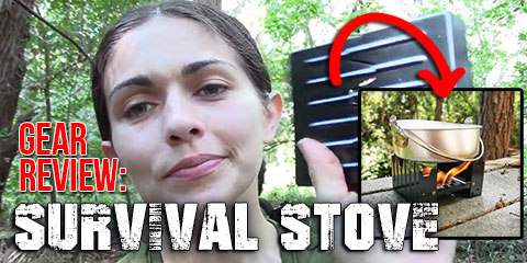 Survival Stove Gear Review