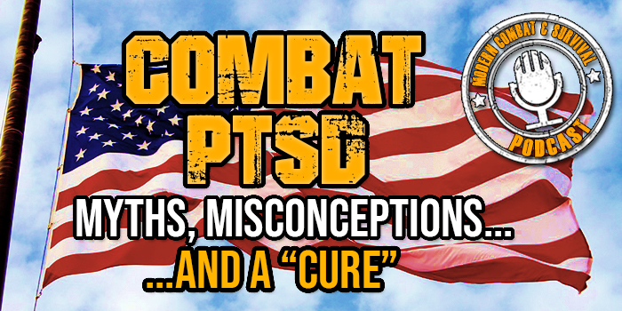 "MCS 315 - PTSD Myths, Misconceptions, & A ""Cure"""
